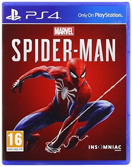 Marvels Spiderman