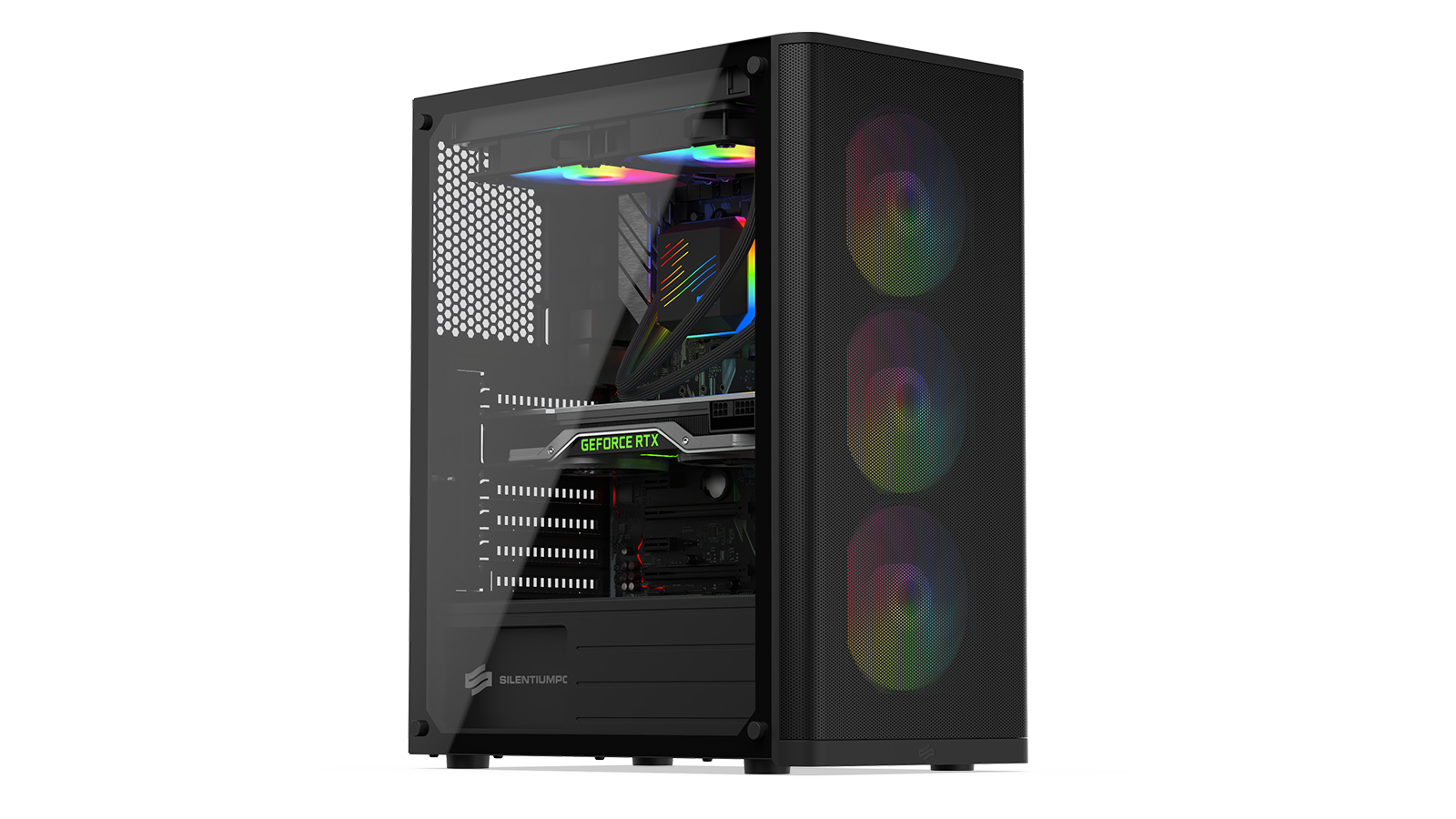Računar Ventum VT2 Ryzen 5 2600/B450/500GB/8GB/RX570