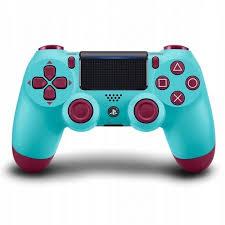 Playstation 4 Dualshock V2 Berry Blue